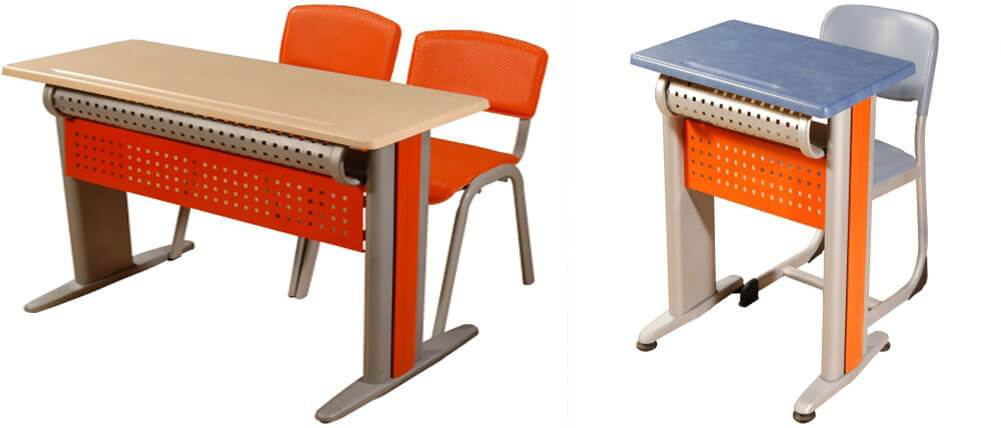 Safir School Desk Models