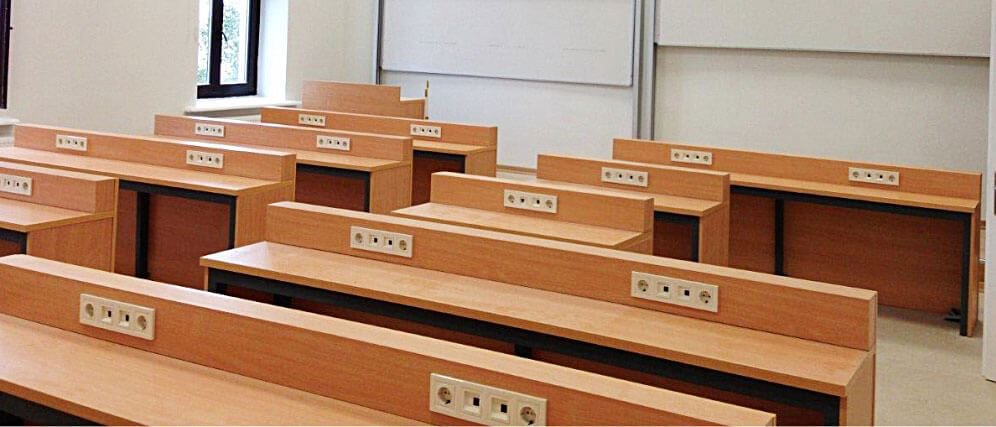 University Amphi Desks